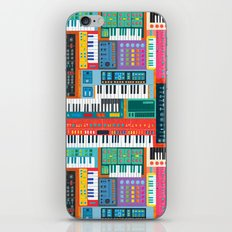 Synthusiast iPhone Skin