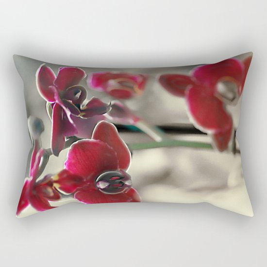 The mystery of orchid(11) Rectangular Pillow