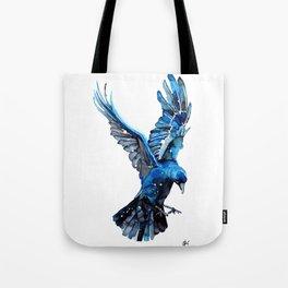 Azure Jack Tote Bag