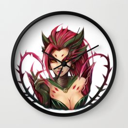 Zyra: The rise of the Thorns Wall Clock