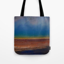 The Wonder of the Great Prismatic Spring Tote Bag