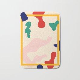 Happy Little Pattern II. Bath Mat