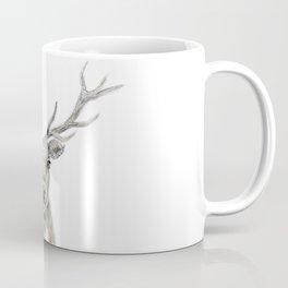 Proud Stag - Reindeer - Deer Coffee Mug