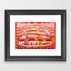 Little Sonora Framed Art Print