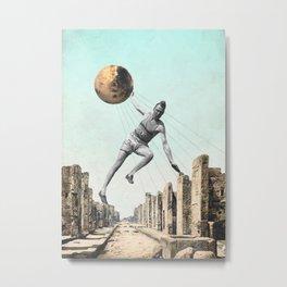 Cosmic athlete Metal Print