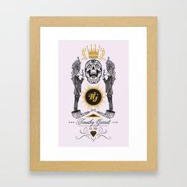 TG - Fume Framed Art Print