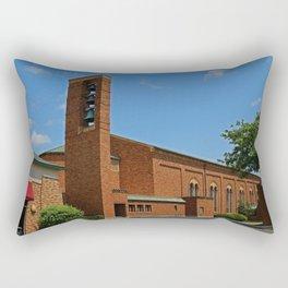 Gesu Church III Rectangular Pillow