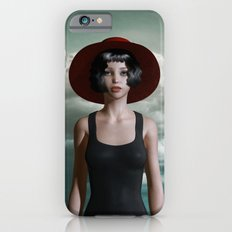 Road of girls iPhone 6s Slim Case