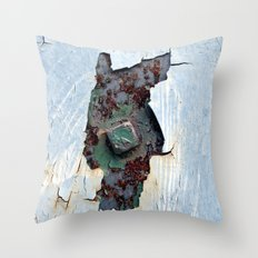 Opening Throw Pillow
