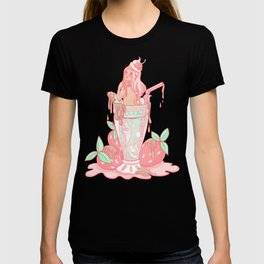Strawberry Mermaid Shake T-shirt