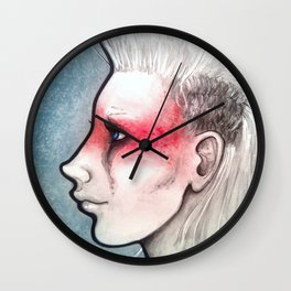 Viking Spirit Wall Clock