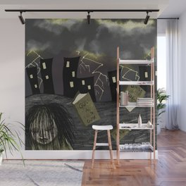 Escape Wall Mural