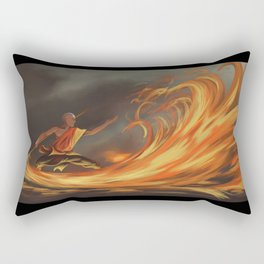 Avatar Aang Rectangular Pillow