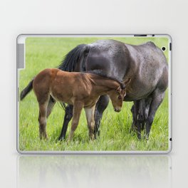 By Mother's Side Laptop & iPad Skin