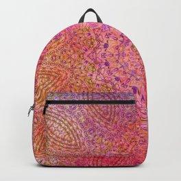 pink blast Backpack