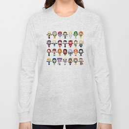 WOMEN WITH 'M' POWER Long Sleeve T-shirt