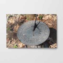 The Best Is Yet To Be Metal Print