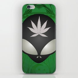 Here for the Herb iPhone Skin
