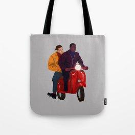 Team Work Tote Bag