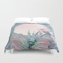 Desert Twilight by Nature Magick Duvet Cover