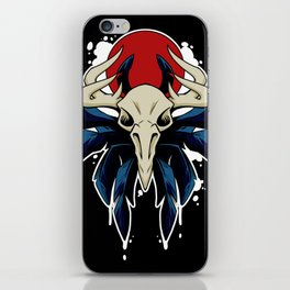 Sidhe-Graphic iPhone Skin