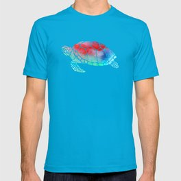 Watercolor Turtle T-shirt