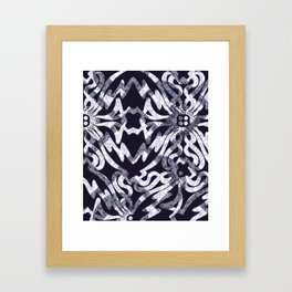 Cuttle G Framed Art Print