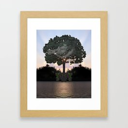 The Safety Series - Dawn Framed Art Print