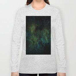 BRUSHSTROKE Long Sleeve T-shirt