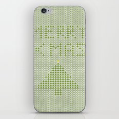 triangular wishes iPhone & iPod Skin
