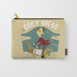 His Daily Bread Carry-All Pouch