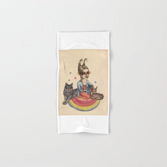 My little circus Hand & Bath Towel