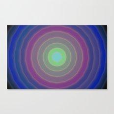 Circles design 01 Canvas Print