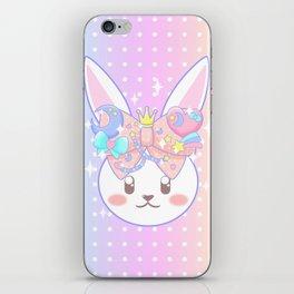 Fairy Kei Decora Bunny iPhone Skin