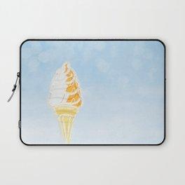 Vintage Ice Cream Sign Laptop Sleeve
