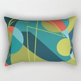Morse Frequencies Rectangular Pillow