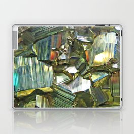 Pyrite Laptop & iPad Skin