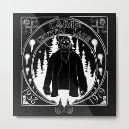 Jason Metal Print