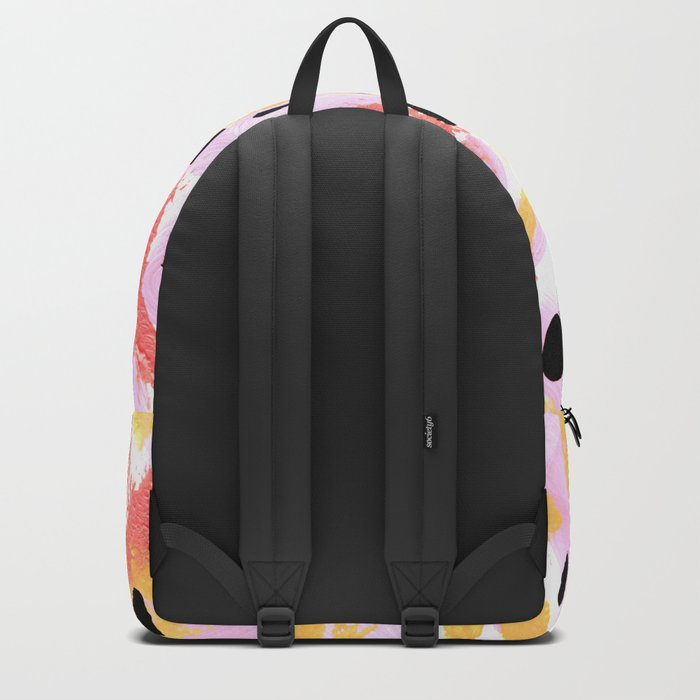 Dreams of Summer Abstract Backpack