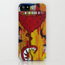 PC's Collectibles 10 iPhone Case