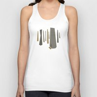 welcome Tank Tops featuring Welcome by Wise Idea