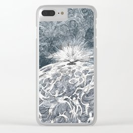Angels of America Clear iPhone Case