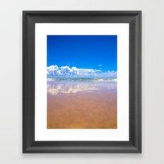 cotton place #22 Framed Art Print