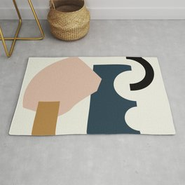 Shape Study #29 - Lola Collection Rug