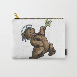 Lucky You! Carry-All Pouch