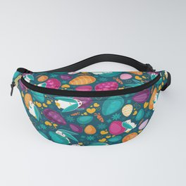 Busy Easter Bunnies Fanny Pack