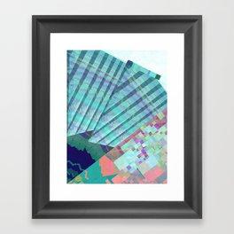 bomber Framed Art Print