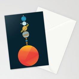 Solar System 2 Stationery Cards