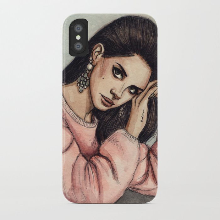 LDR II iPhone Case