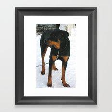 Kaja  Framed Art Print